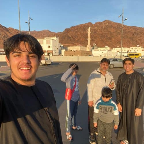 HKSZ.TV & Ramzan Reality Boys Saudi (Umrah) & Tourism At The Birth Place Of Islam (189)