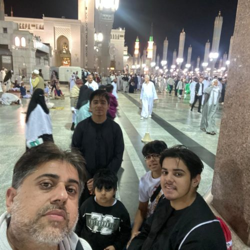 HKSZ.TV & Ramzan Reality Boys Saudi (Umrah) & Tourism At The Birth Place Of Islam (27)