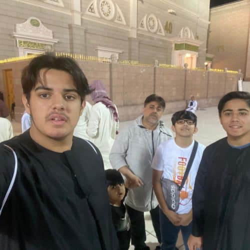 HKSZ.TV & Ramzan Reality Boys Saudi (Umrah) & Tourism At The Birth Place Of Islam (49)